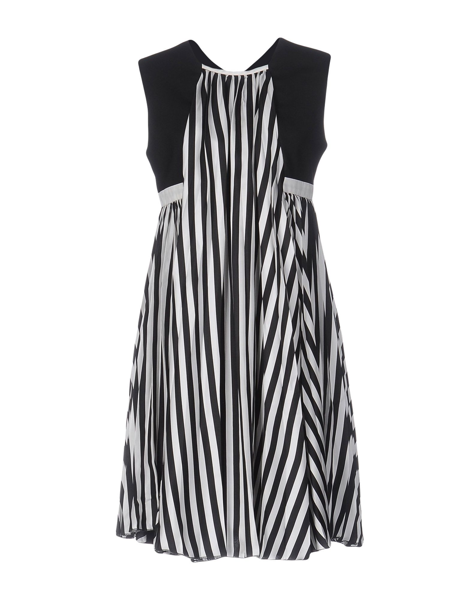 ETIENNE DEROEUX Короткое платье etienne pубашка