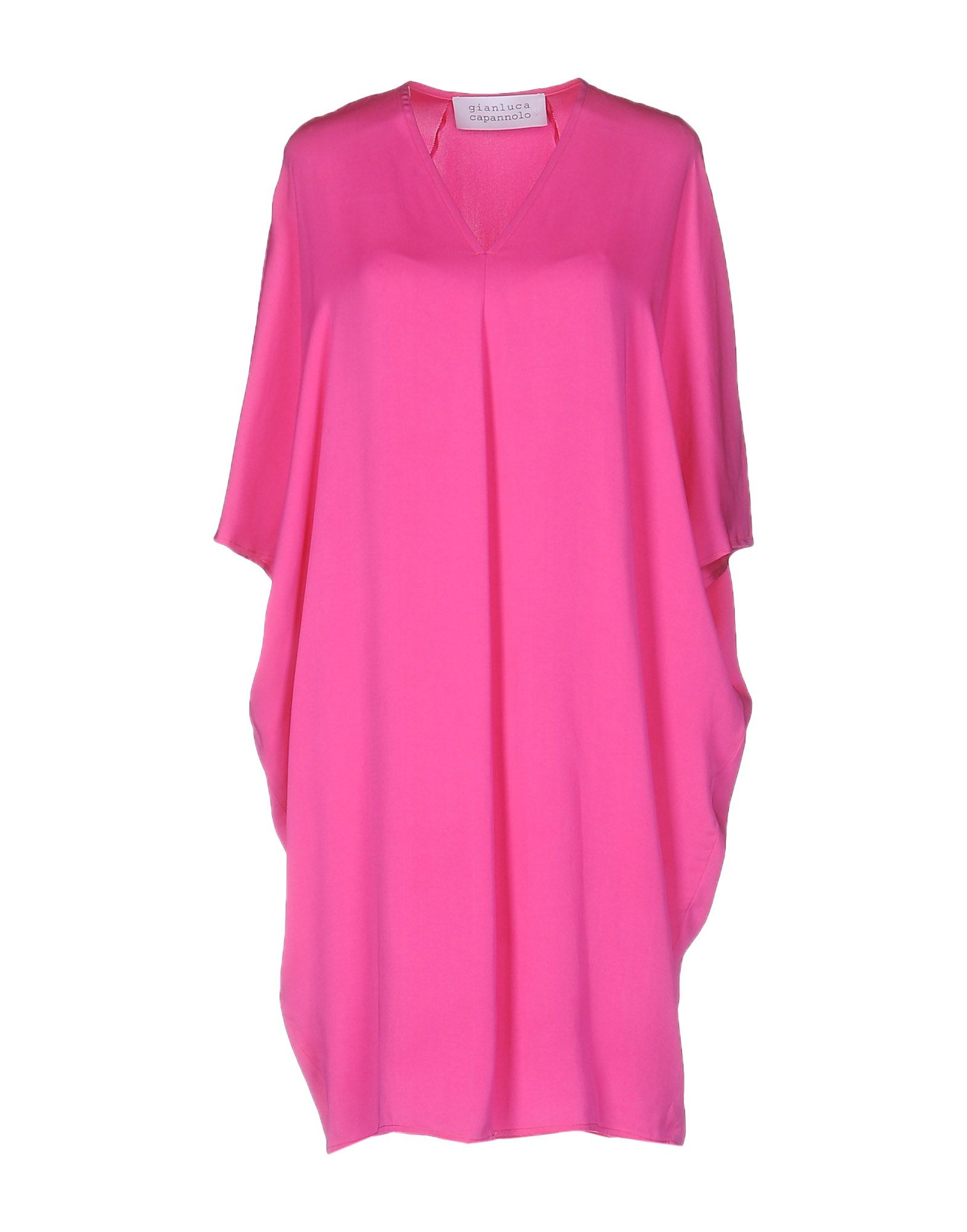 где купить  GIANLUCA CAPANNOLO Платье до колена  по лучшей цене