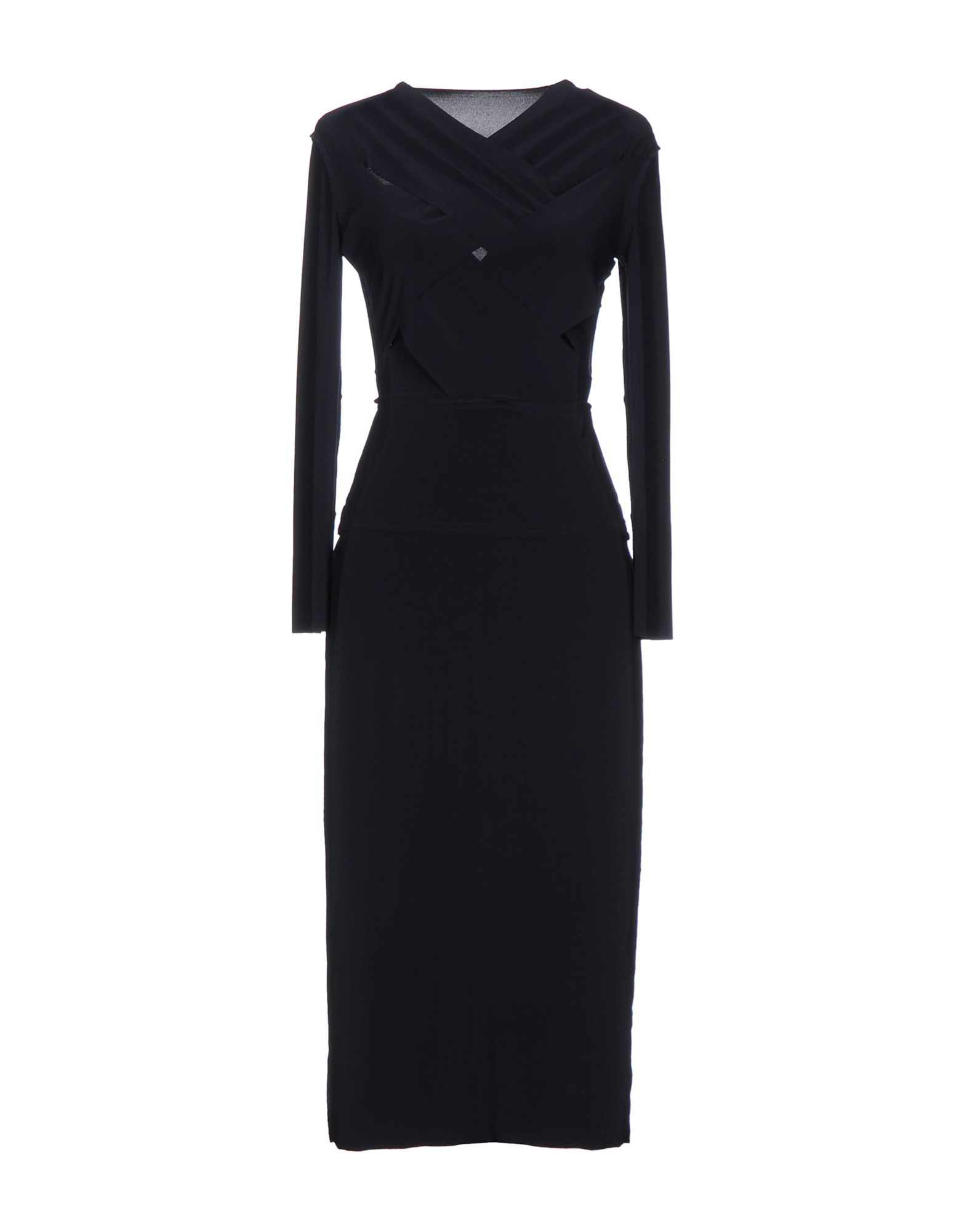KAMALIKULTURE by NORMA KAMALI Платье длиной 3/4 kamalikulture by norma kamali длинное платье