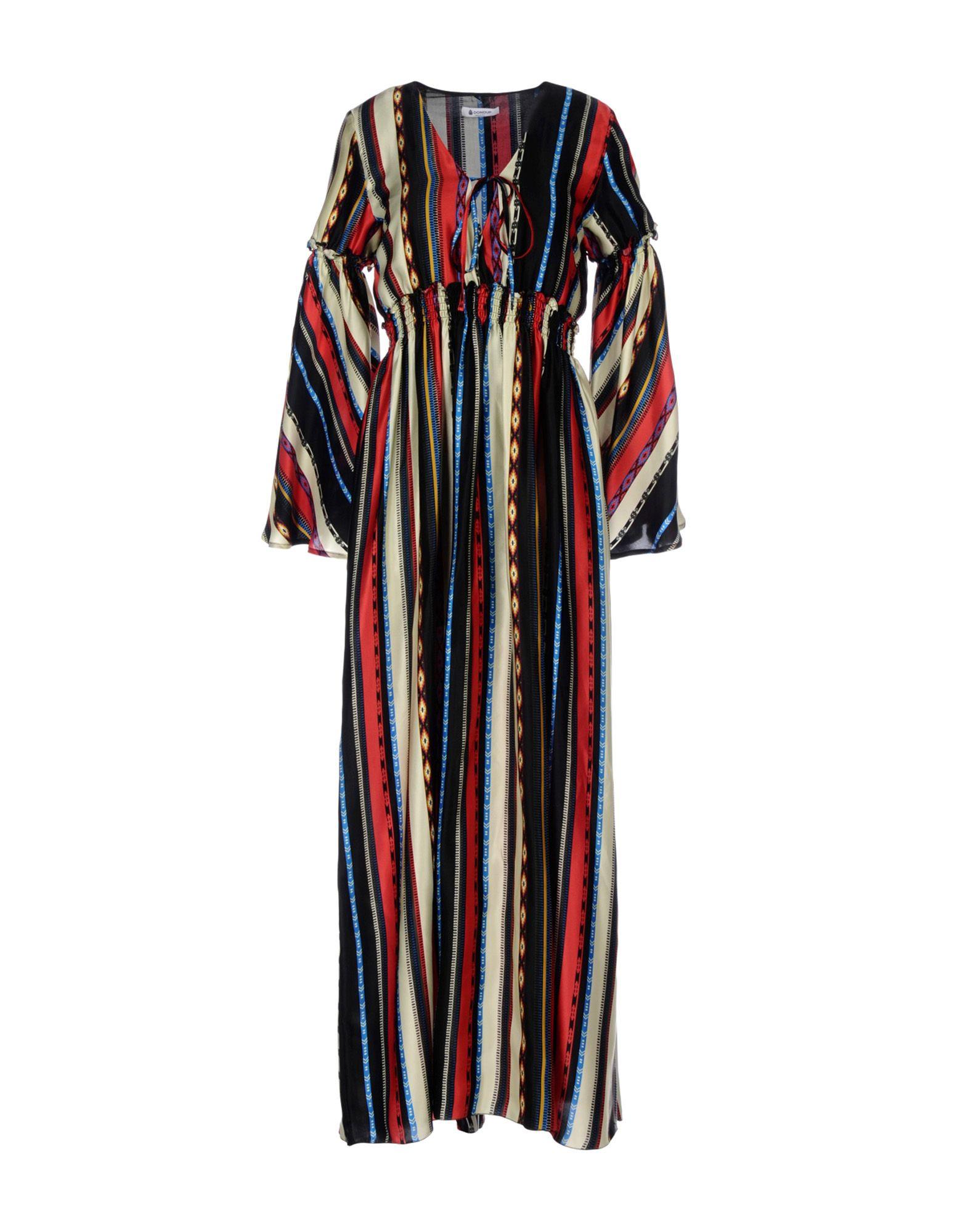 DONDUP Длинное платье dondup длинное платье