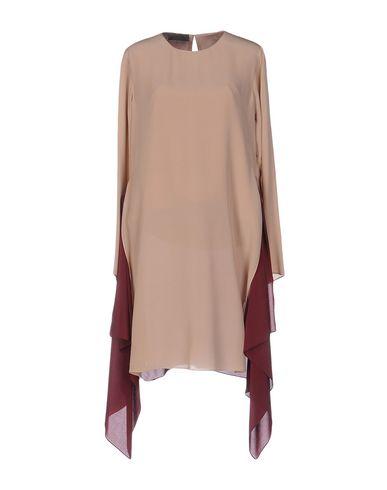 Короткое платье JO NO FUI 34699042RA