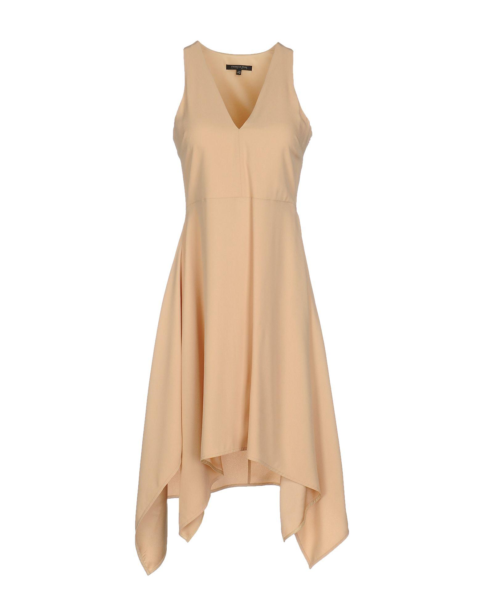 цена PATRIZIA PEPE SERA Платье до колена онлайн в 2017 году