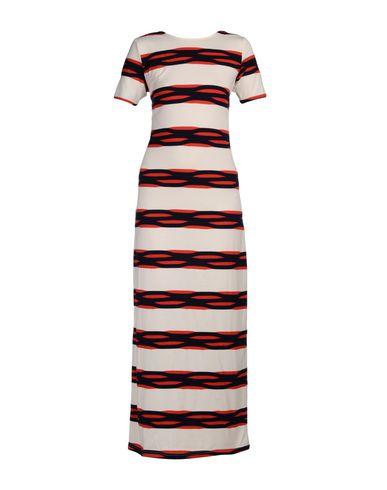 SOFT REBELS Длинное платье платье длинное в полоску
