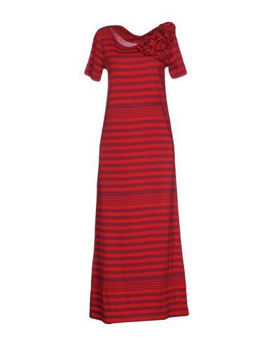 SONIA RYKIEL Длинное платье платье длинное в полоску