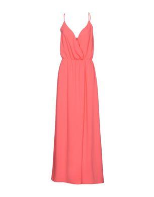 P.A.R.O.S.H. Damen Langes Kleid Farbe Fuchsia Größe 5