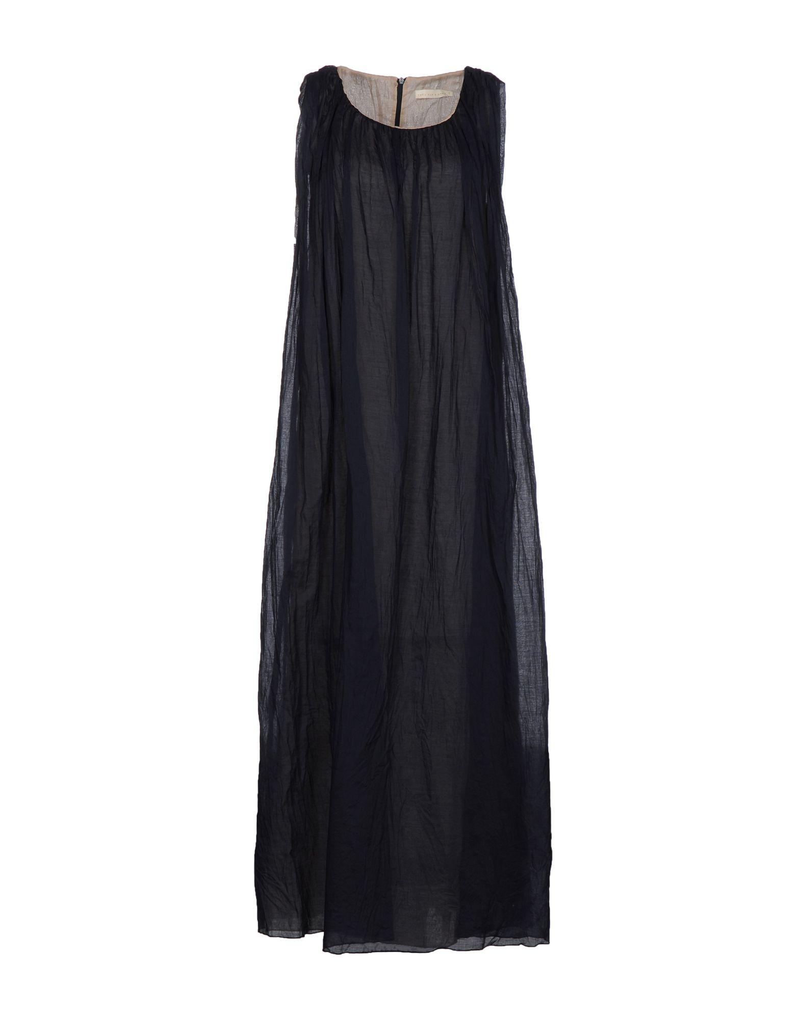 TROU AUX BICHES Длинное платье trou aux biches платье до колена