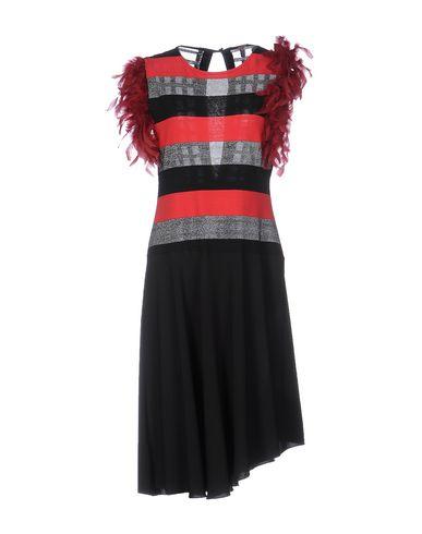 цена  DV Roma Платье до колена  онлайн в 2017 году