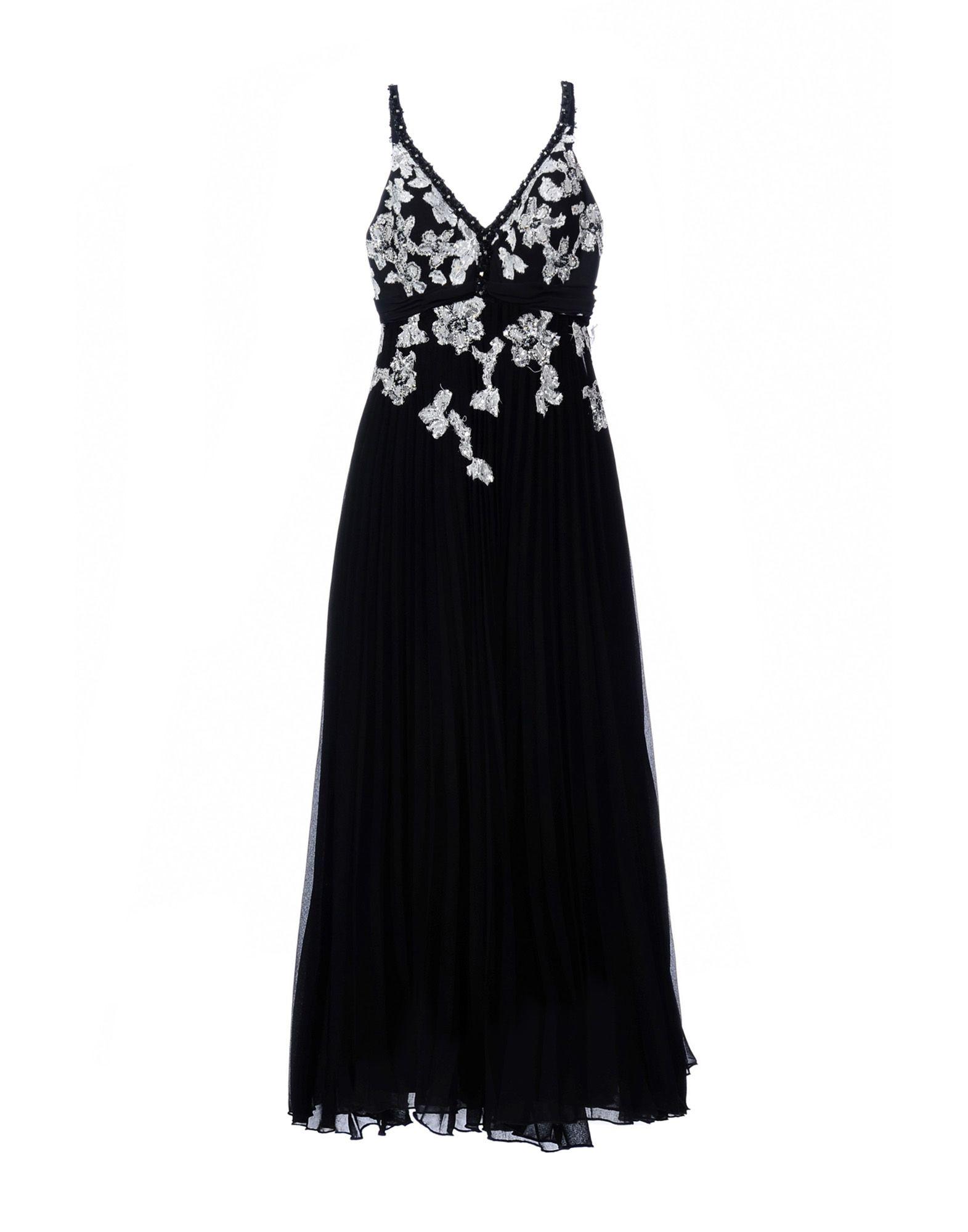 Фото PASTORE COUTURE Длинное платье. Купить с доставкой