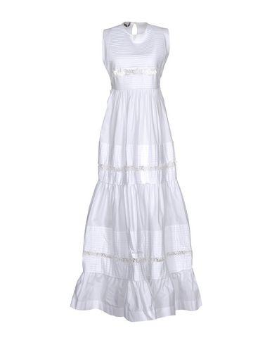 Длинное платье ROCHAS 34700090IG