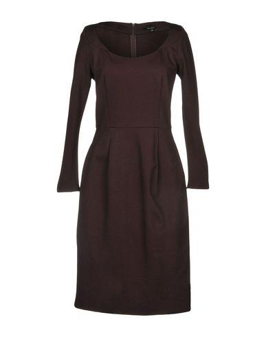 Купить Платье до колена цвет какао