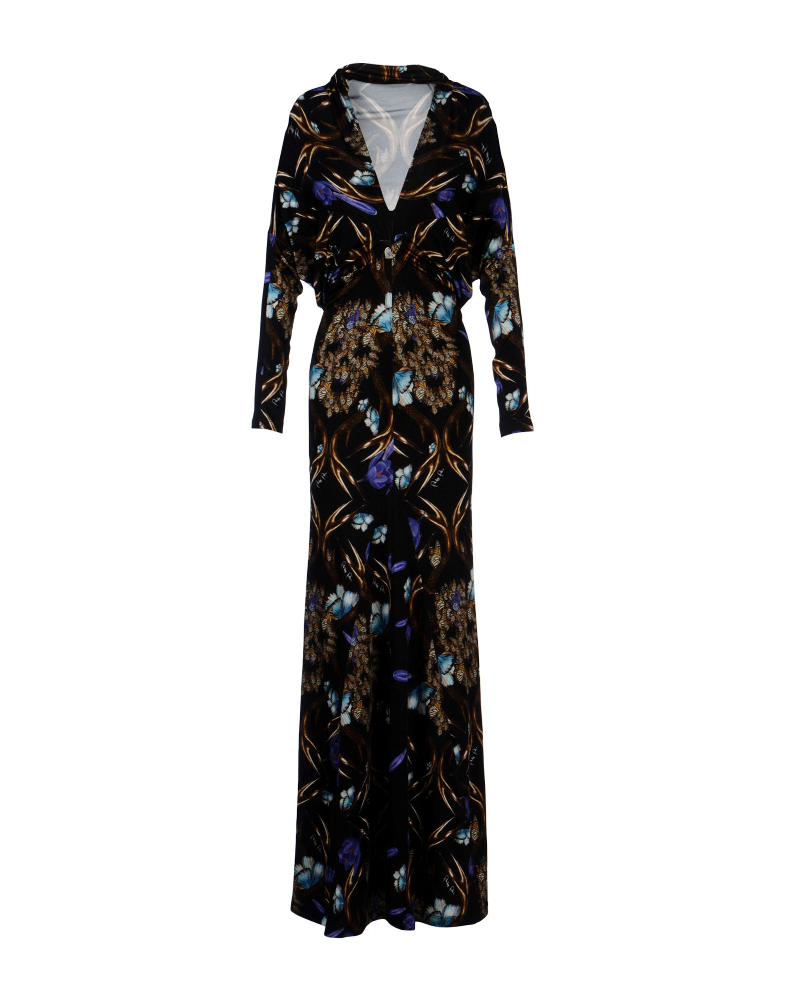 цена на PHILIPP PLEIN Длинное платье