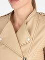 ARMANI EXCHANGE QUILTED MOTO JACKET PU Woman e