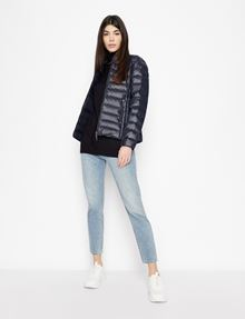 ARMANI EXCHANGE ULTRALIGHT SHAWL-COLLAR PUFFER JACKET PUFFER JACKET [*** pickupInStoreShipping_info ***] d