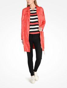 ARMANI EXCHANGE LIGHTWEIGHT NYLON COAT Coat Woman a