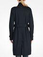 ARMANI EXCHANGE CLASSIC TRENCH COAT Coat Woman r