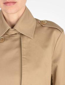 ARMANI EXCHANGE CLASSIC TRENCH COAT Coat D e