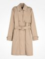 ARMANI EXCHANGE CLASSIC TRENCH COAT Coat Woman b