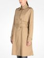 ARMANI EXCHANGE CLASSIC TRENCH COAT Coat Woman d