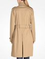 ARMANI EXCHANGE CLASSIC TRENCH COAT Coat Woman r
