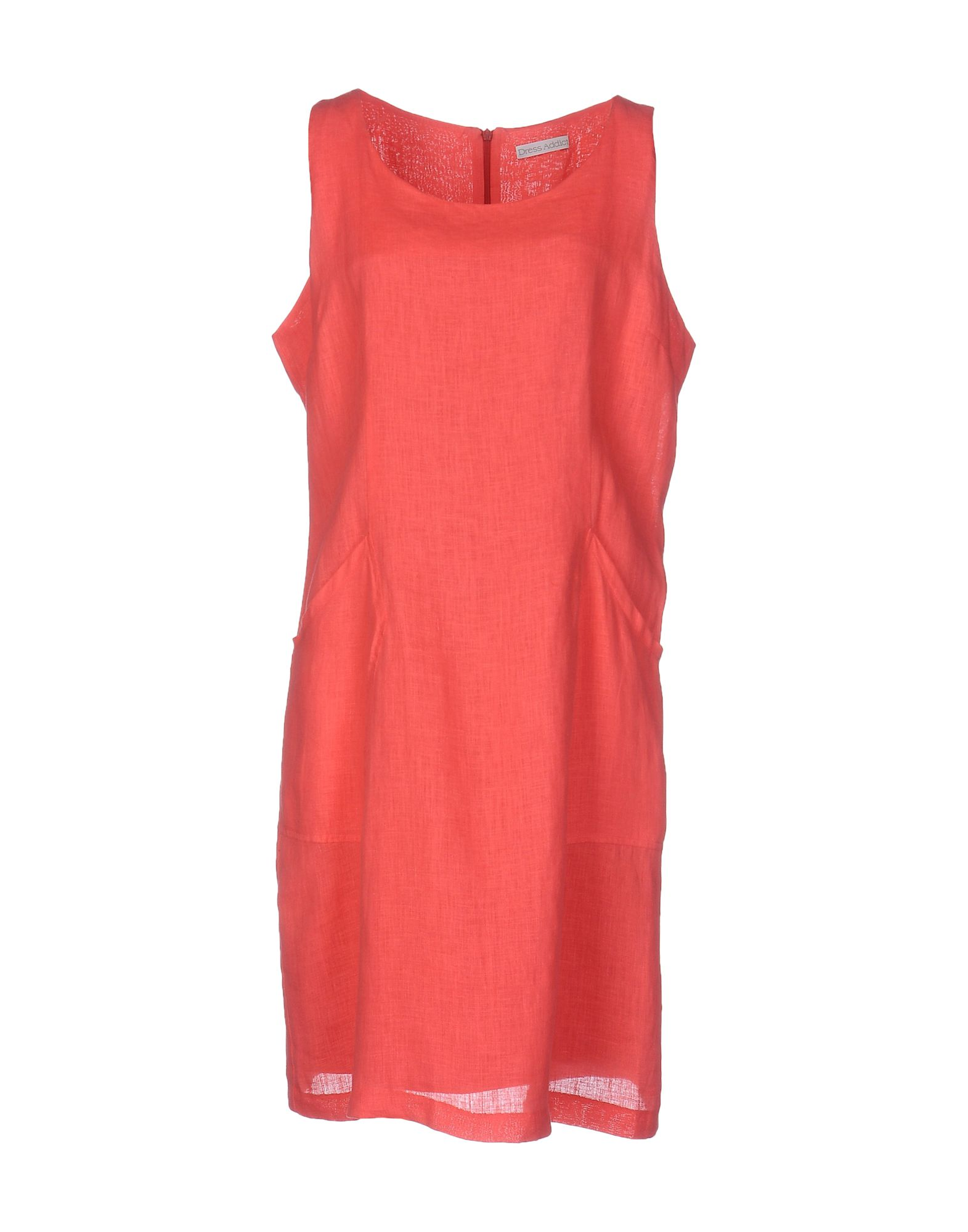 DRESS ADDICT Короткое платье addict 2