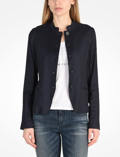 Armani Exchange Women's Coats & Jackets | A|X Store