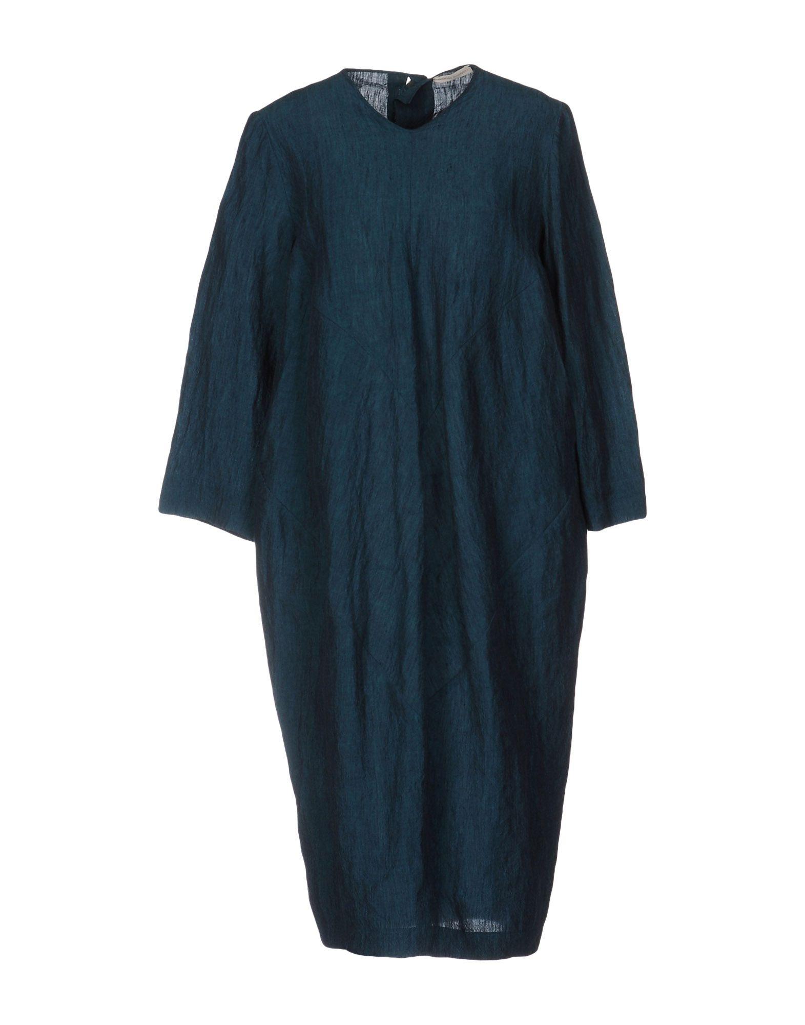 CRISTINA BONFANTI Платье до колена neeru kumar платье до колена