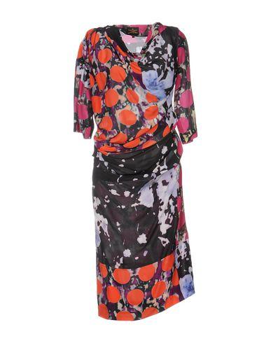 Платье длиной 3/4 VIVIENNE WESTWOOD ANGLOMANIA 34702223UC