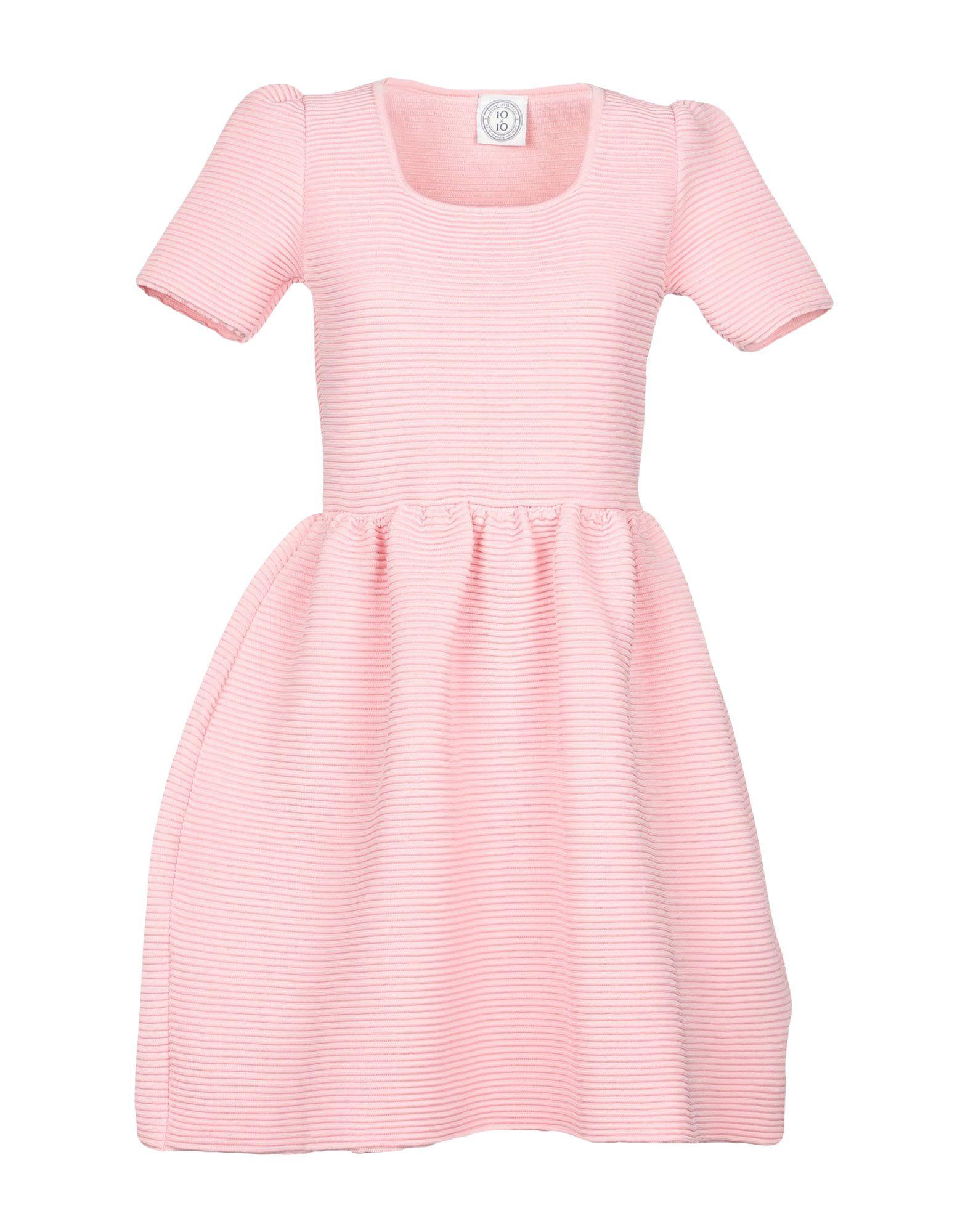 10 X 10 AN ITALIAN THEORY | 10X10 ANITALIANTHEORY Short dresses | Goxip