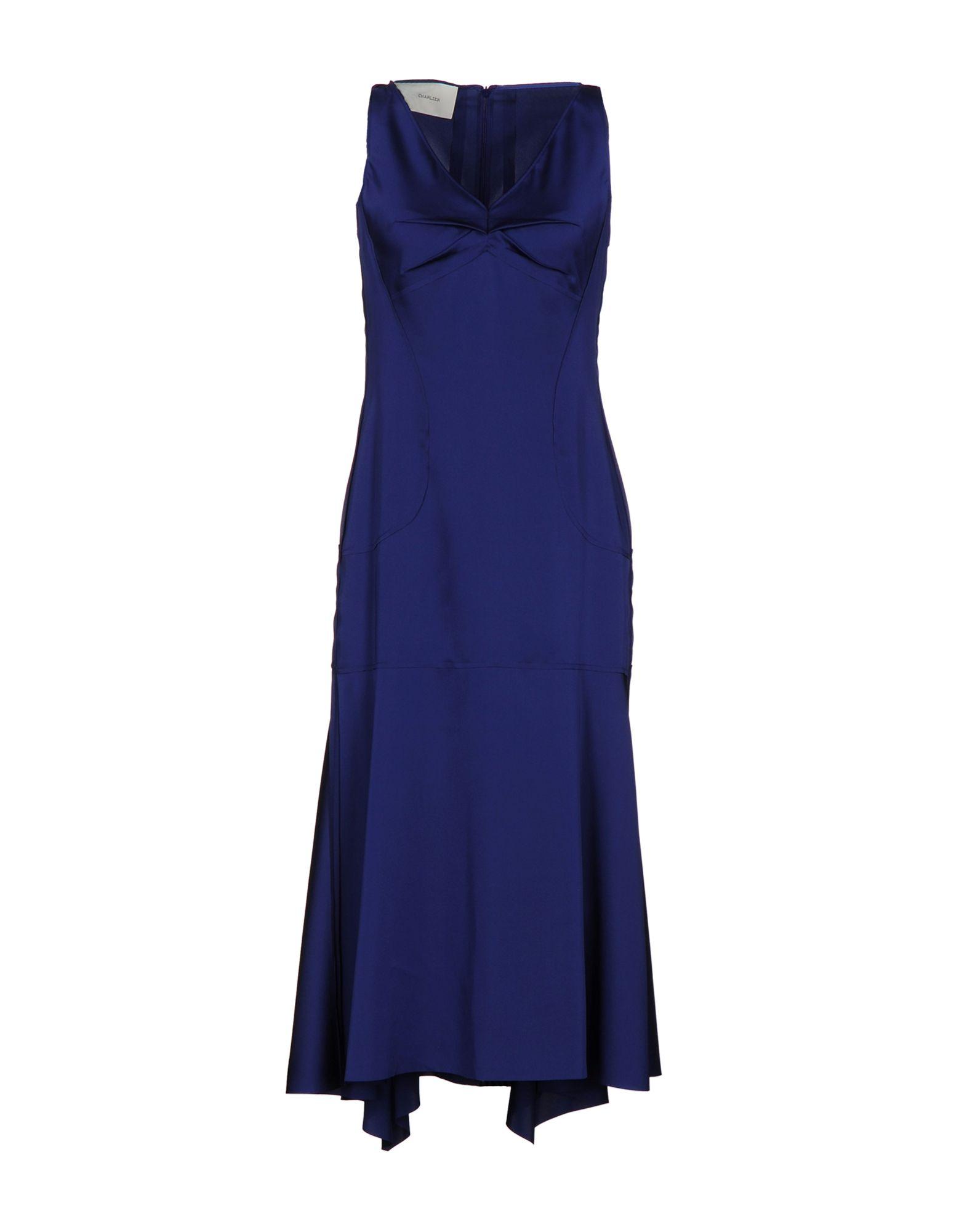 Фотография CEDRIC CHARLIER Платье длиной 3/4