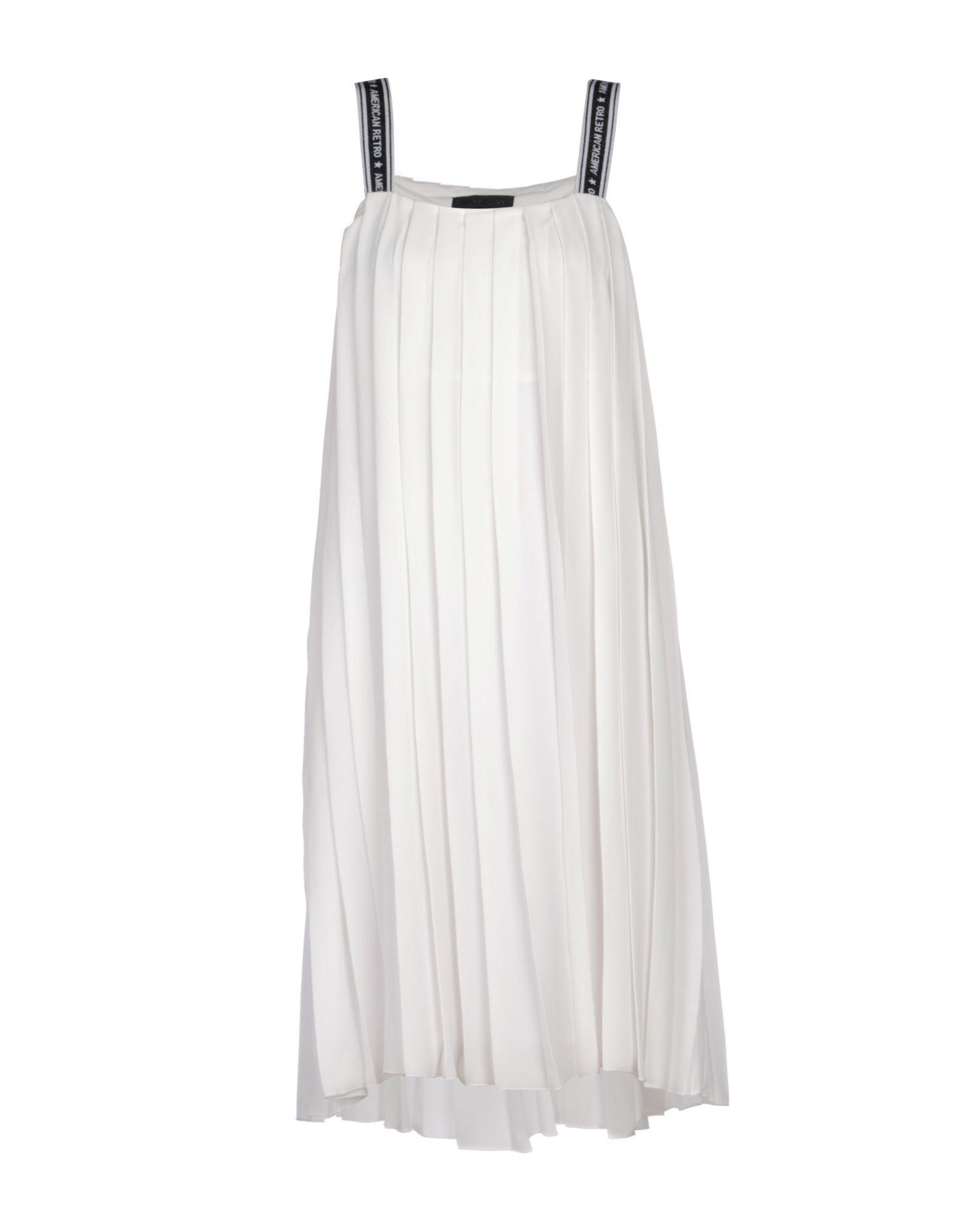 где купить AMERICAN RETRO Платье до колена по лучшей цене