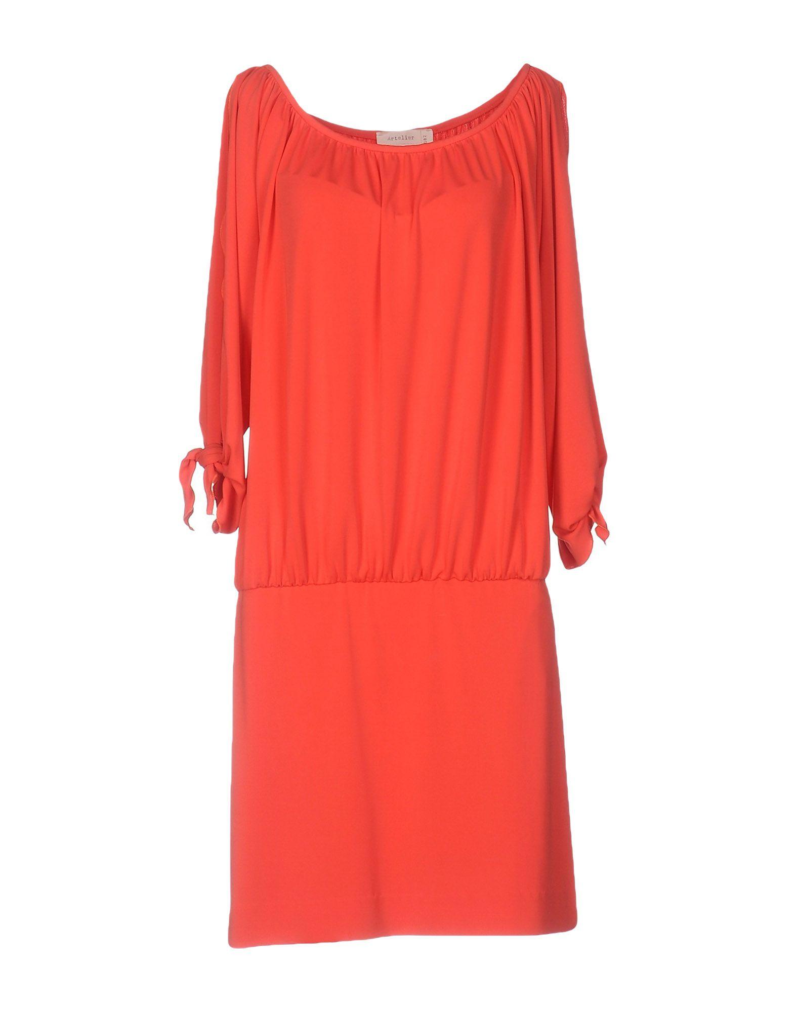 NICOLE MILLER ARTELIER Короткое платье платья nicole collection платье