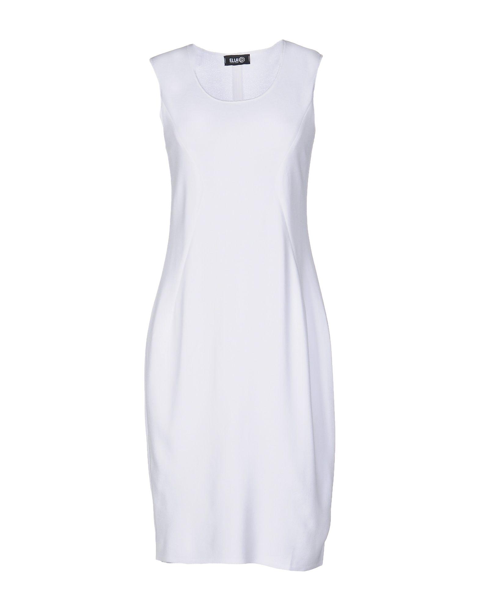 EL LA Короткое платье туфли el tempo el tempo el072awvsd40