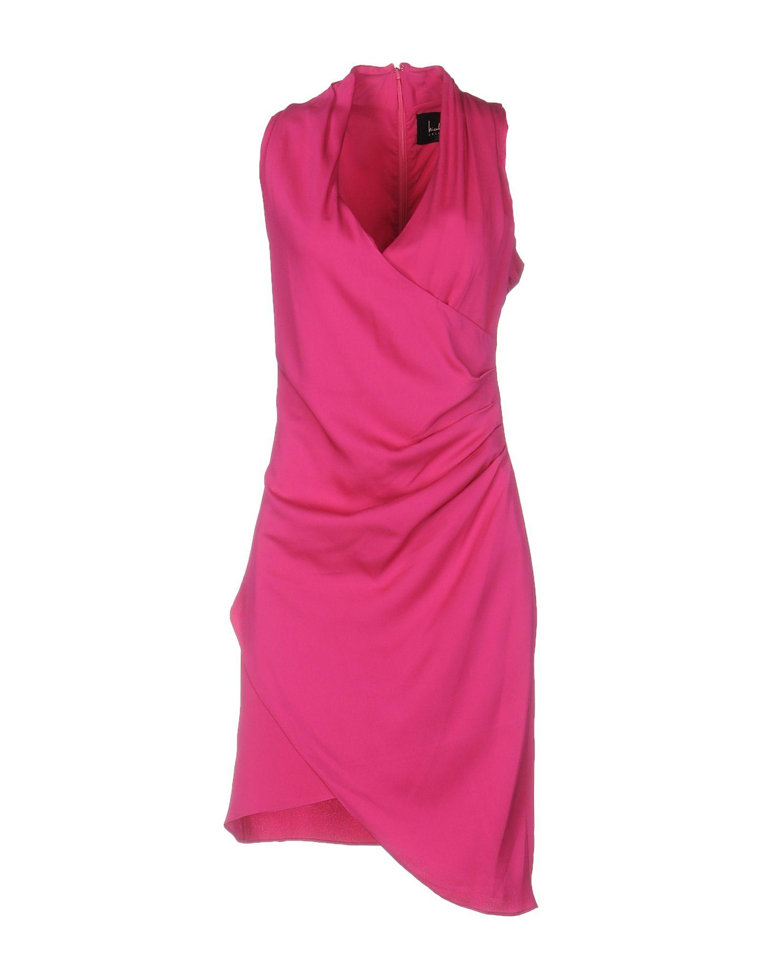где купить NICOLE MILLER Короткое платье по лучшей цене