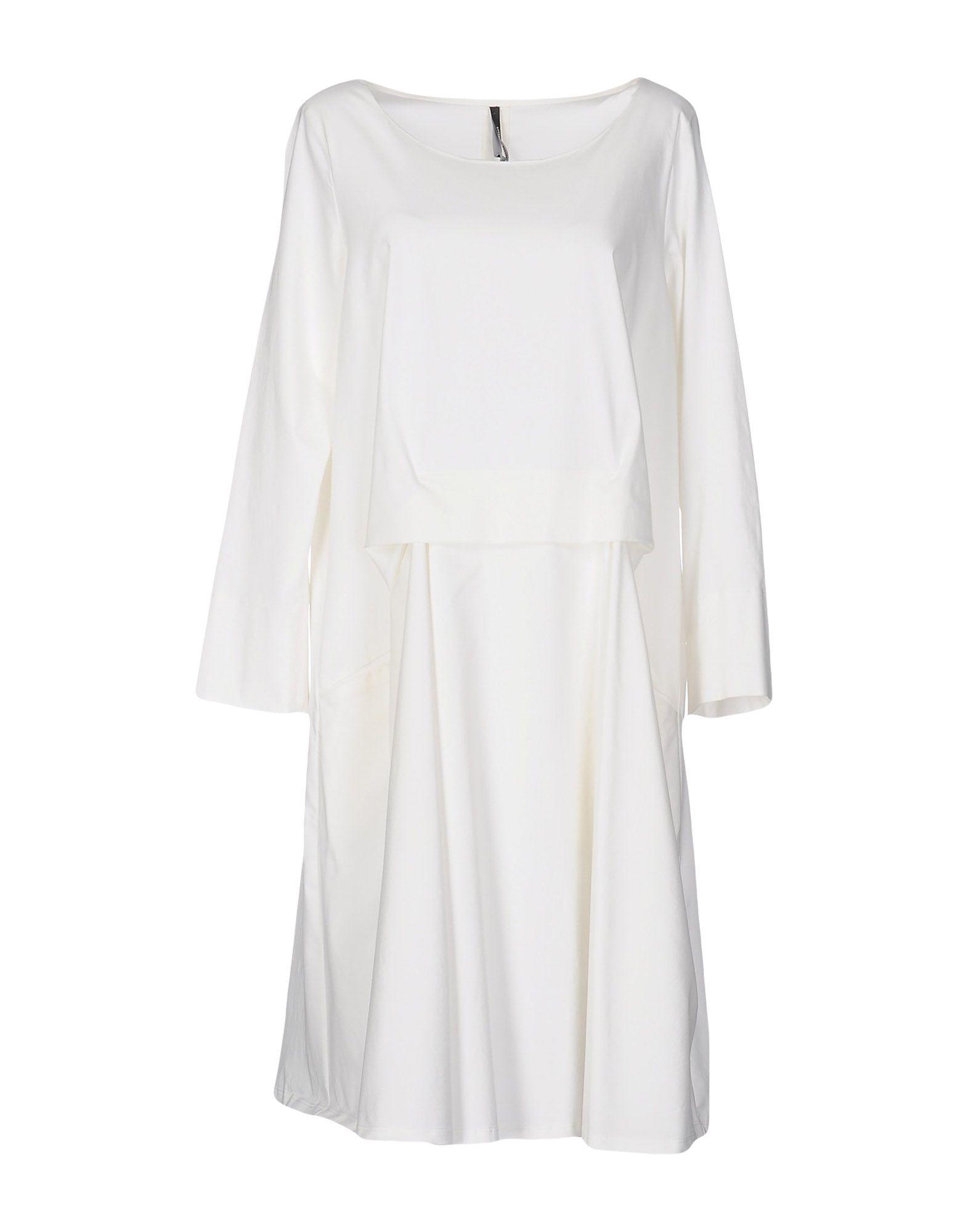 CORINNA CAON Платье до колена цены онлайн