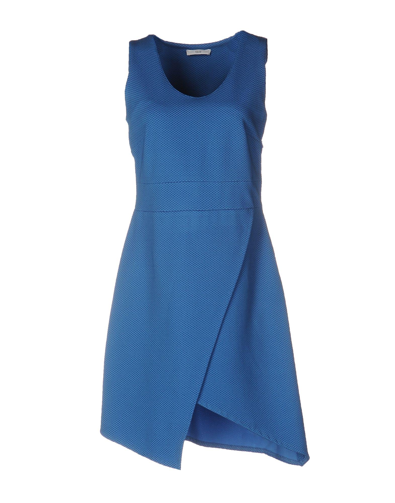 CLIÓ Короткое платье lisa corti короткое платье