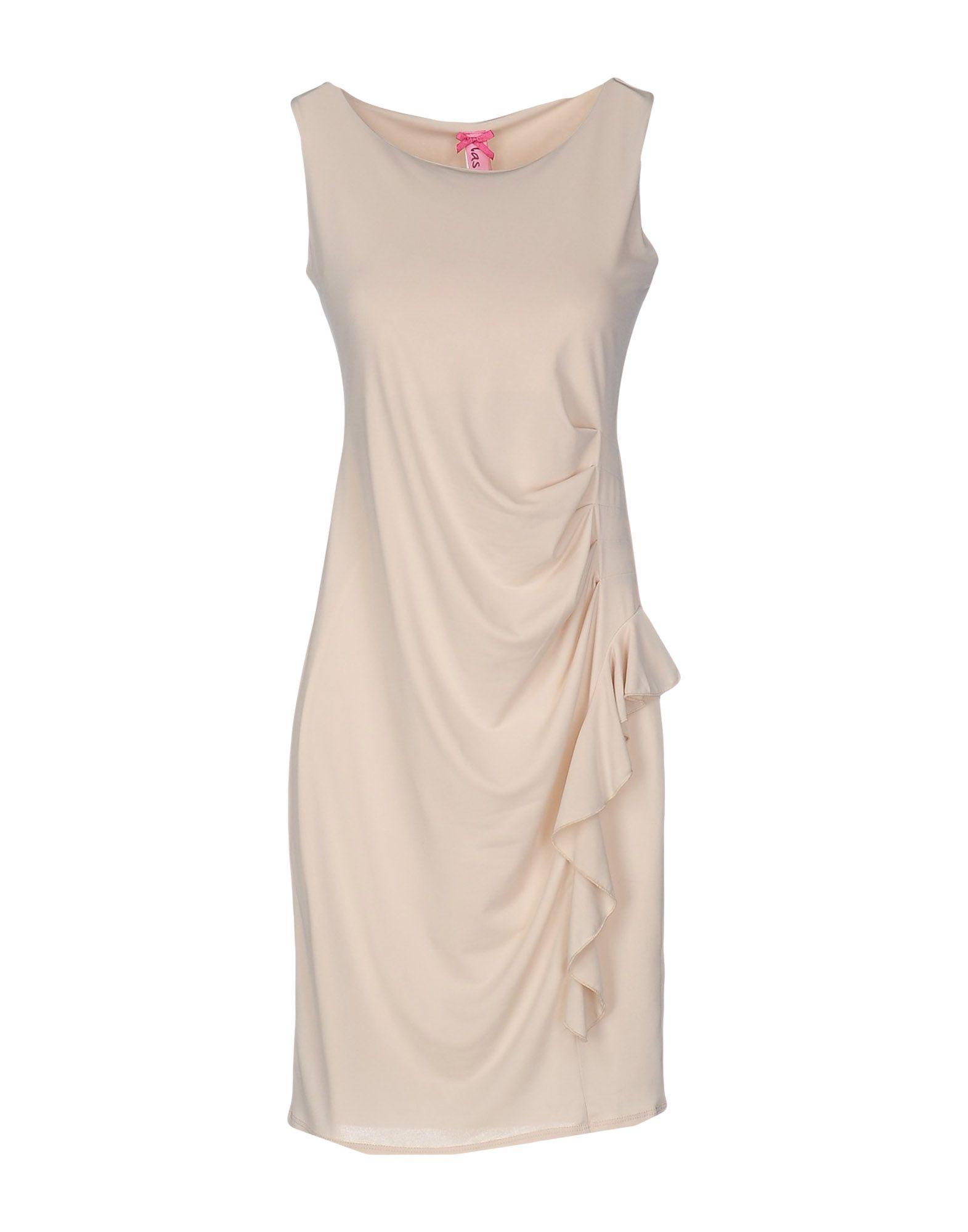 где купить LAS CHICAS Короткое платье по лучшей цене