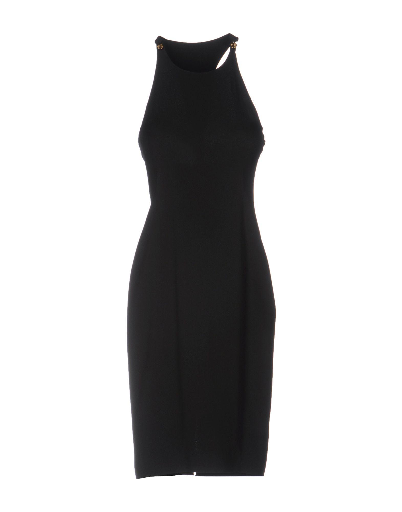 RALPH LAUREN BLACK LABEL Платье до колена