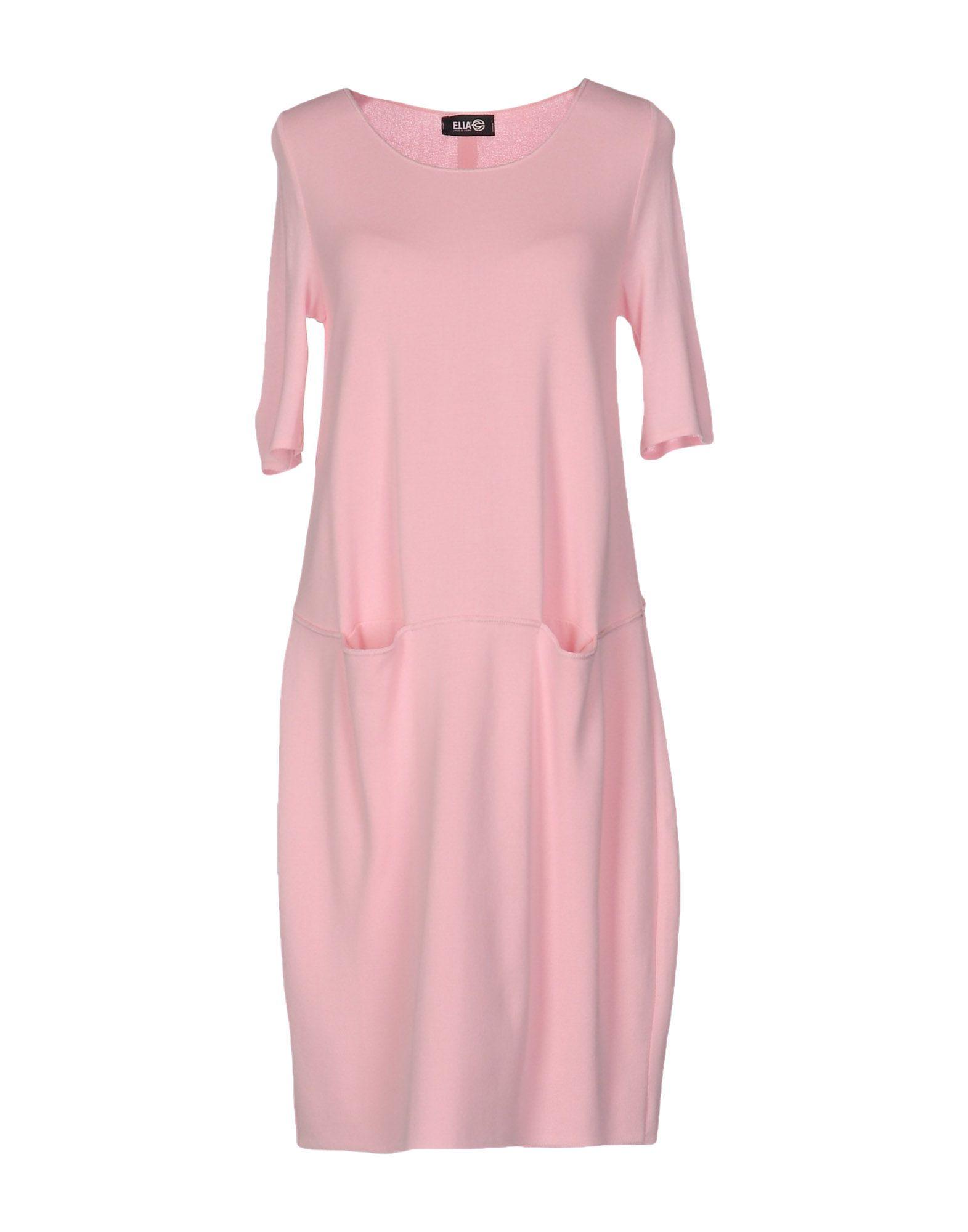 EL LA Короткое платье