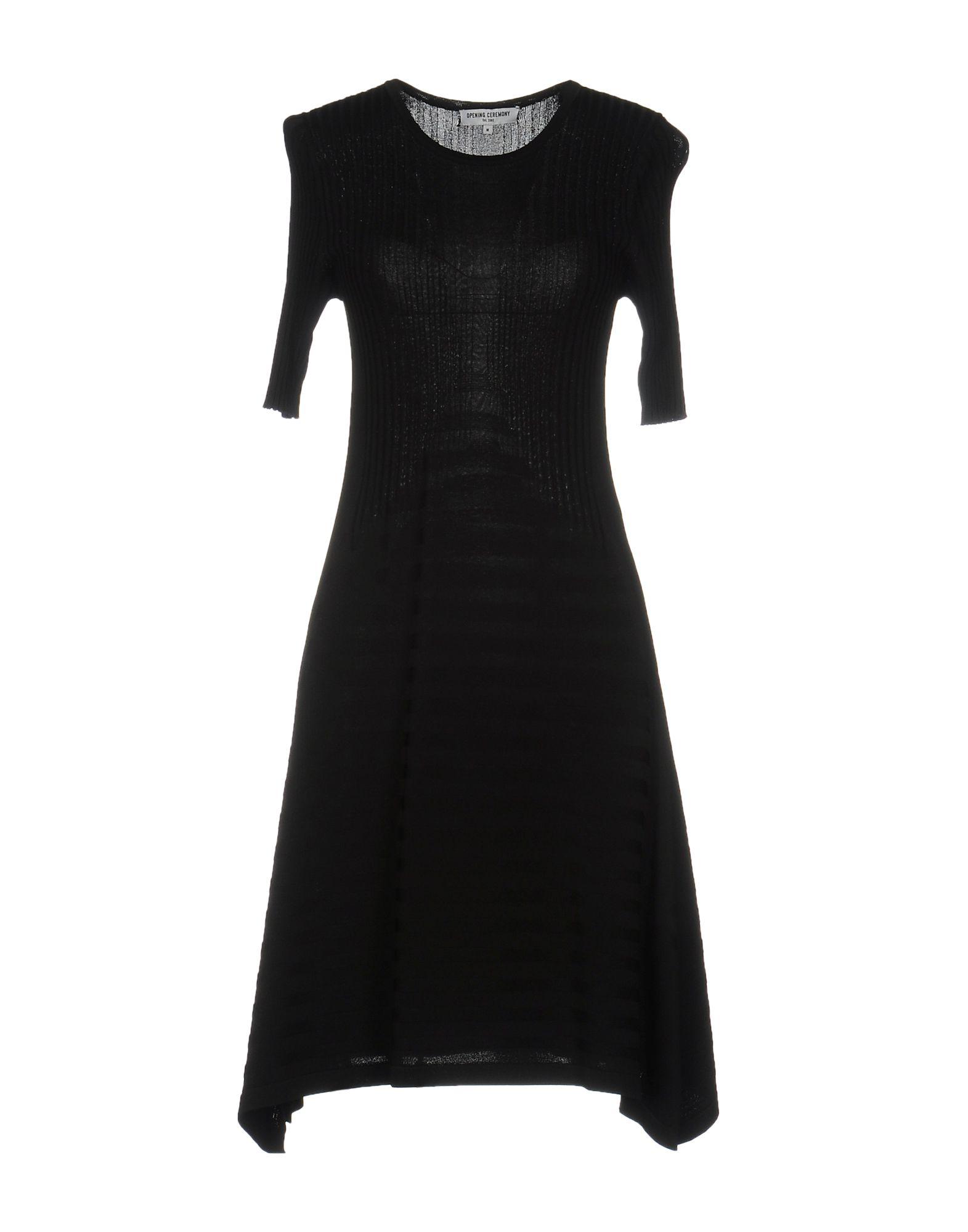 где купить  OPENING CEREMONY Платье до колена  по лучшей цене