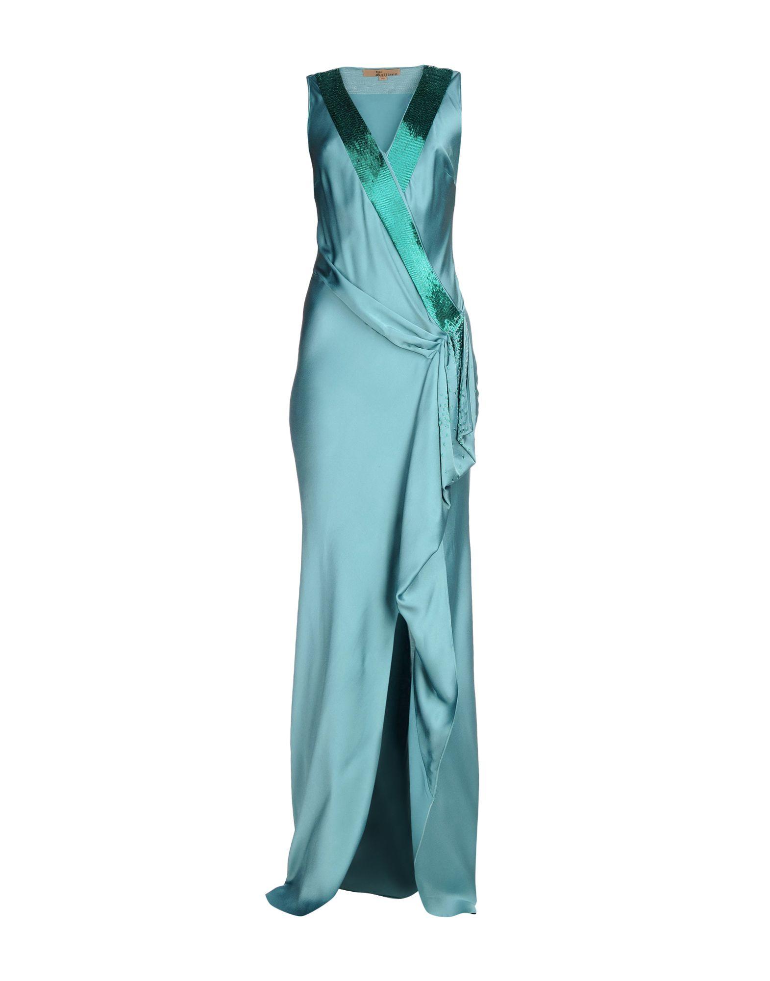 все цены на JOHN GALLIANO Длинное платье в интернете