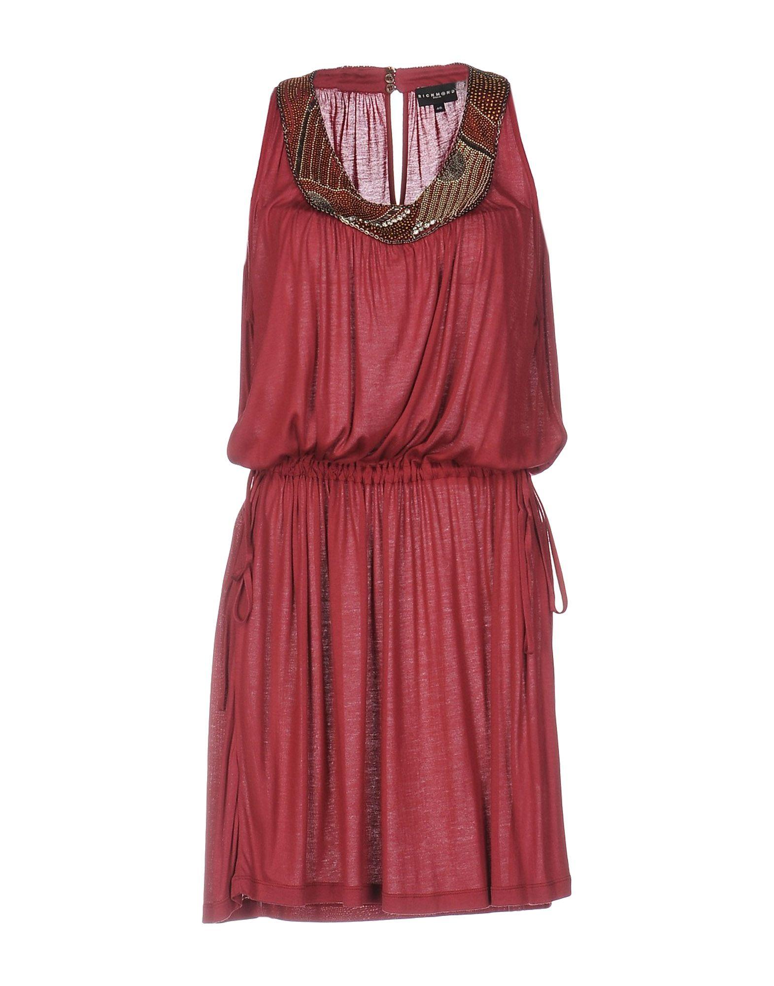 RICHMOND DENIM Короткое платье richmond denim короткое платье
