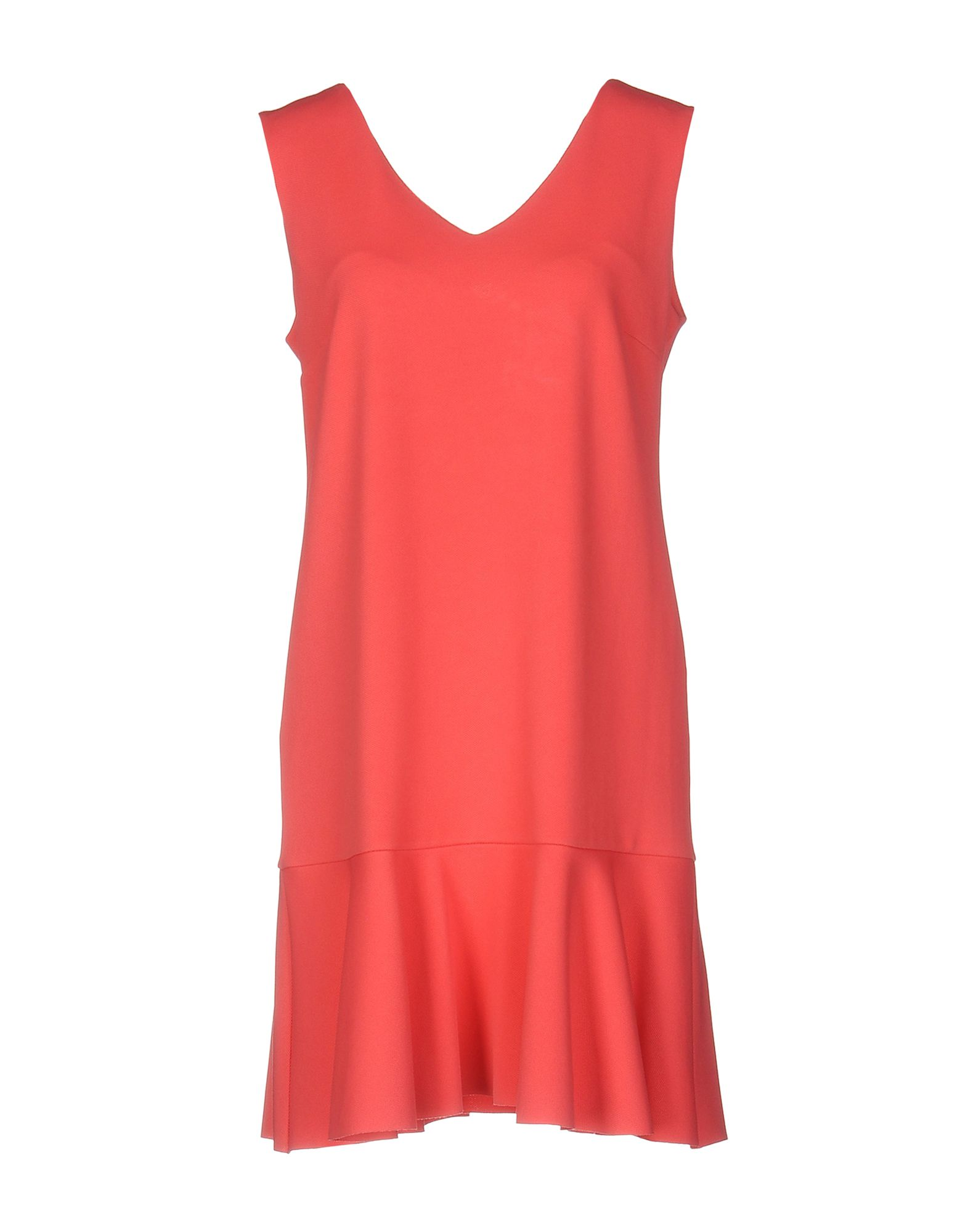 цена VERYSIMPLE Короткое платье онлайн в 2017 году