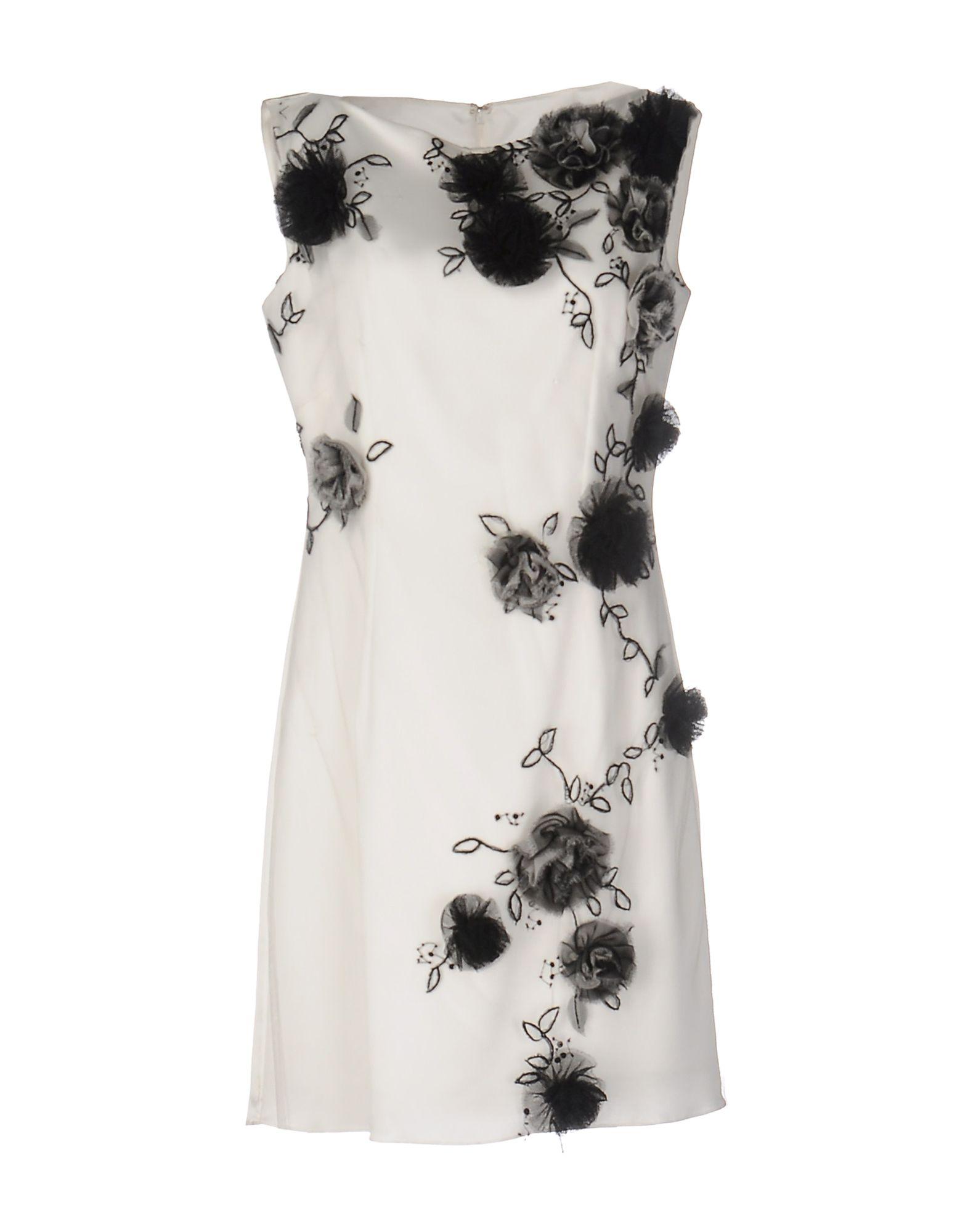 где купить  DAVID FIELDEN Короткое платье  по лучшей цене