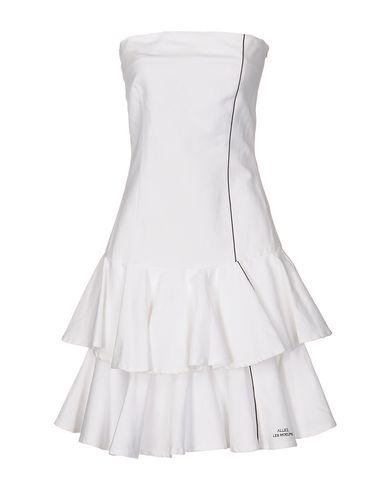 Короткое платье от ALLEZ LES MOEUFS