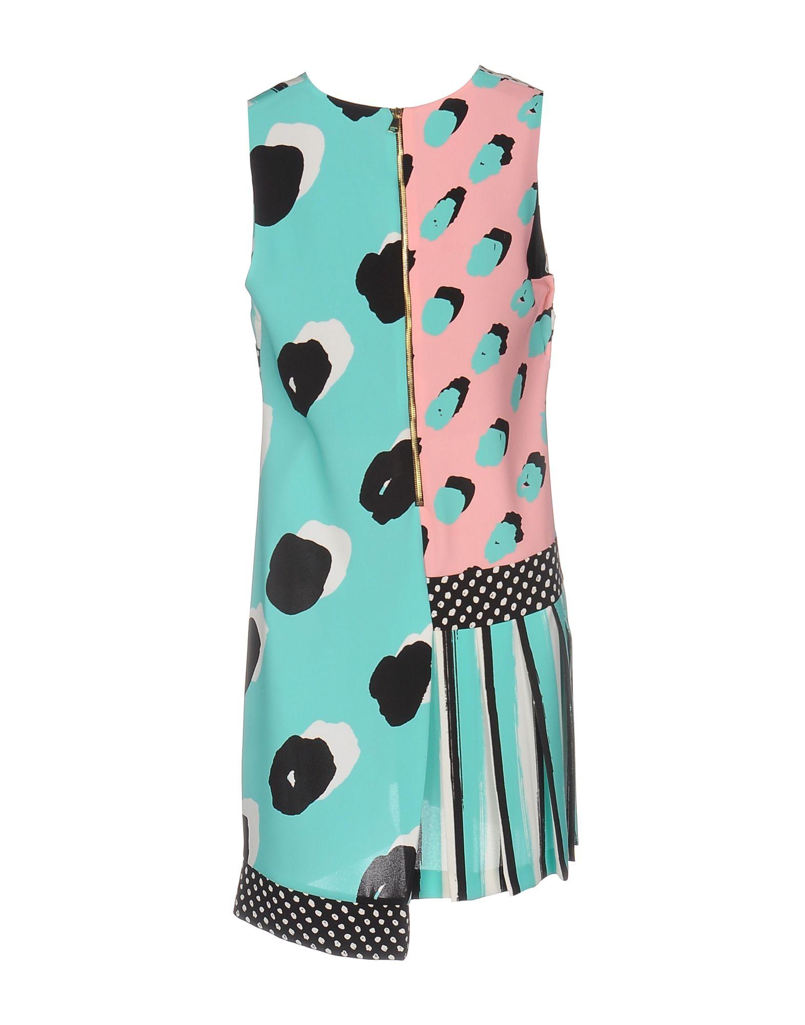 Фото MARCO BOLOGNA Короткое платье. Купить с доставкой