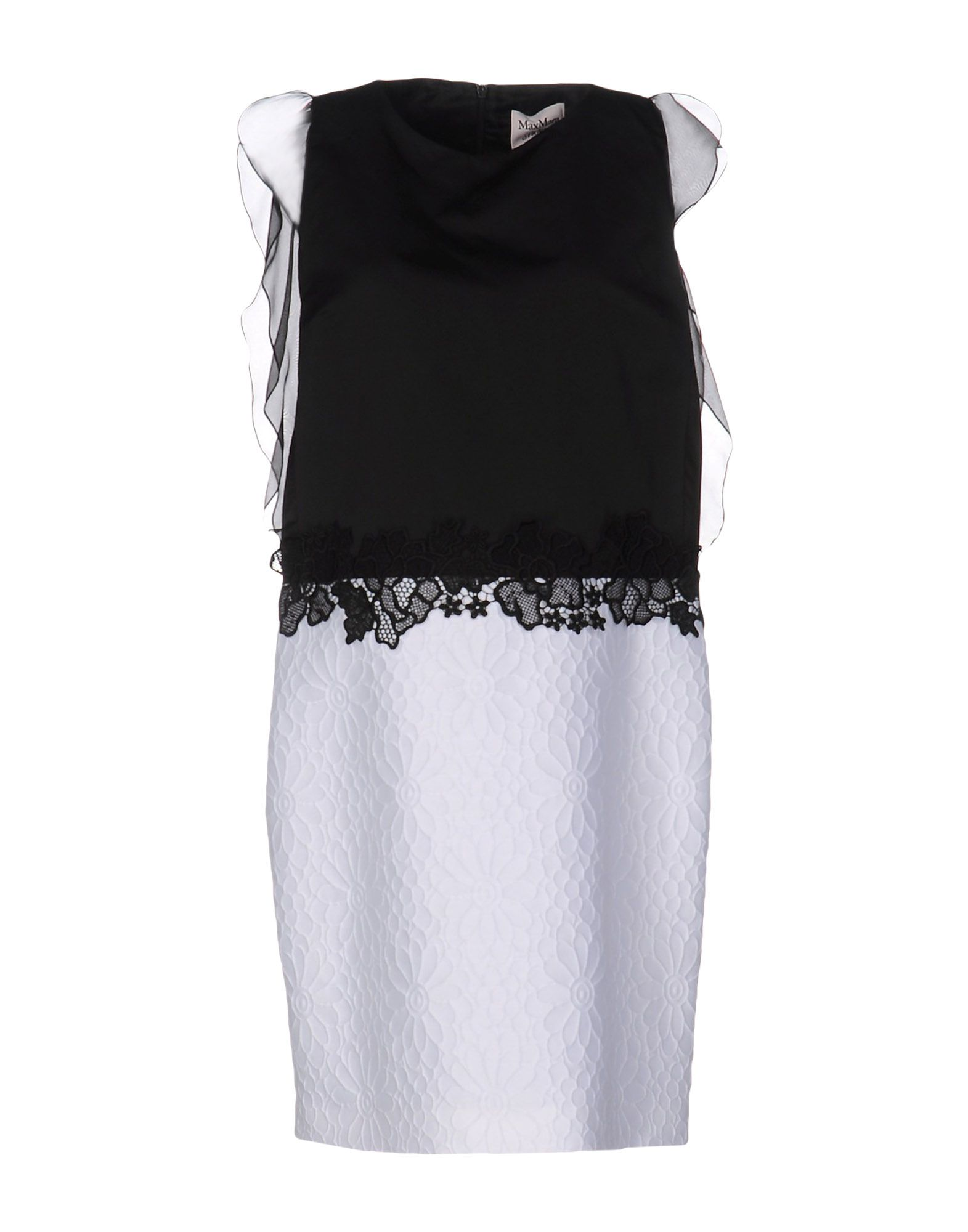 MAX MARA SHINE! Короткое платье брюки weekend max mara weekend max mara we017ewtmp41