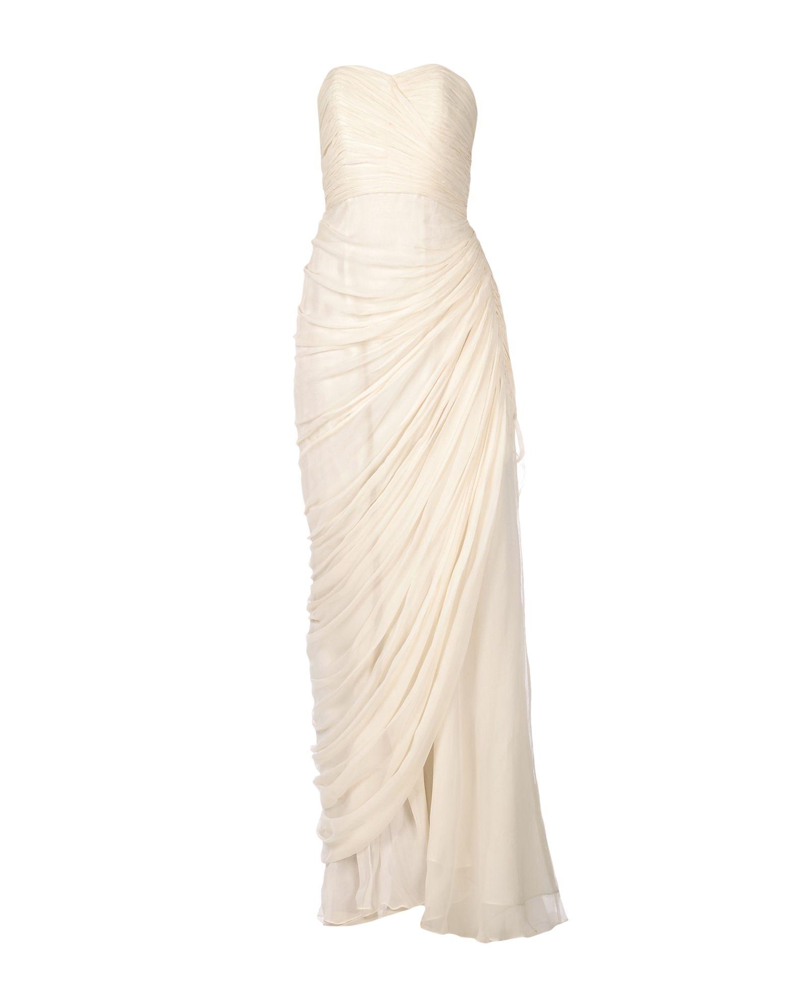 LEILA HAFZI Длинное платье