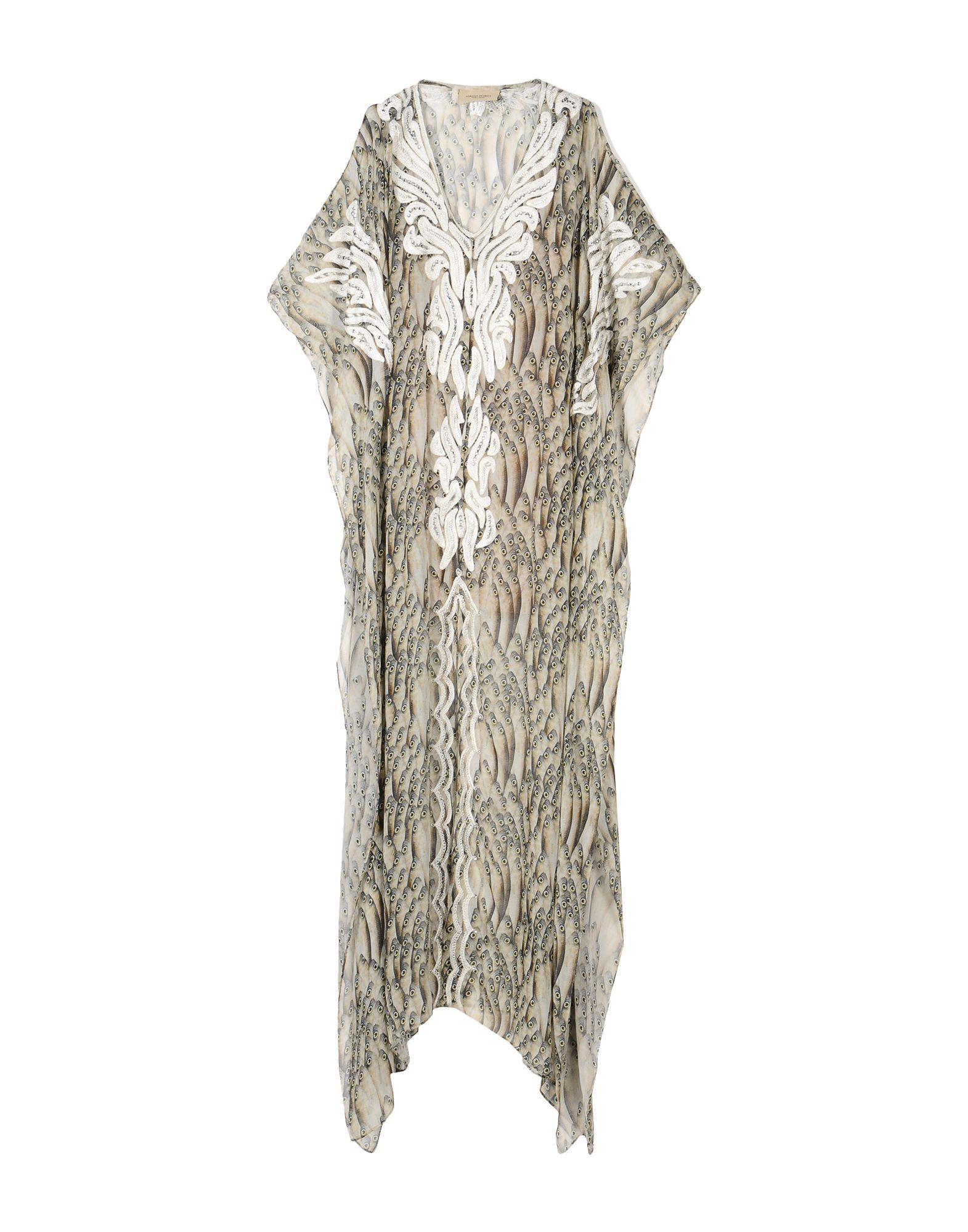 ADRIANA DEGREAS Длинное платье