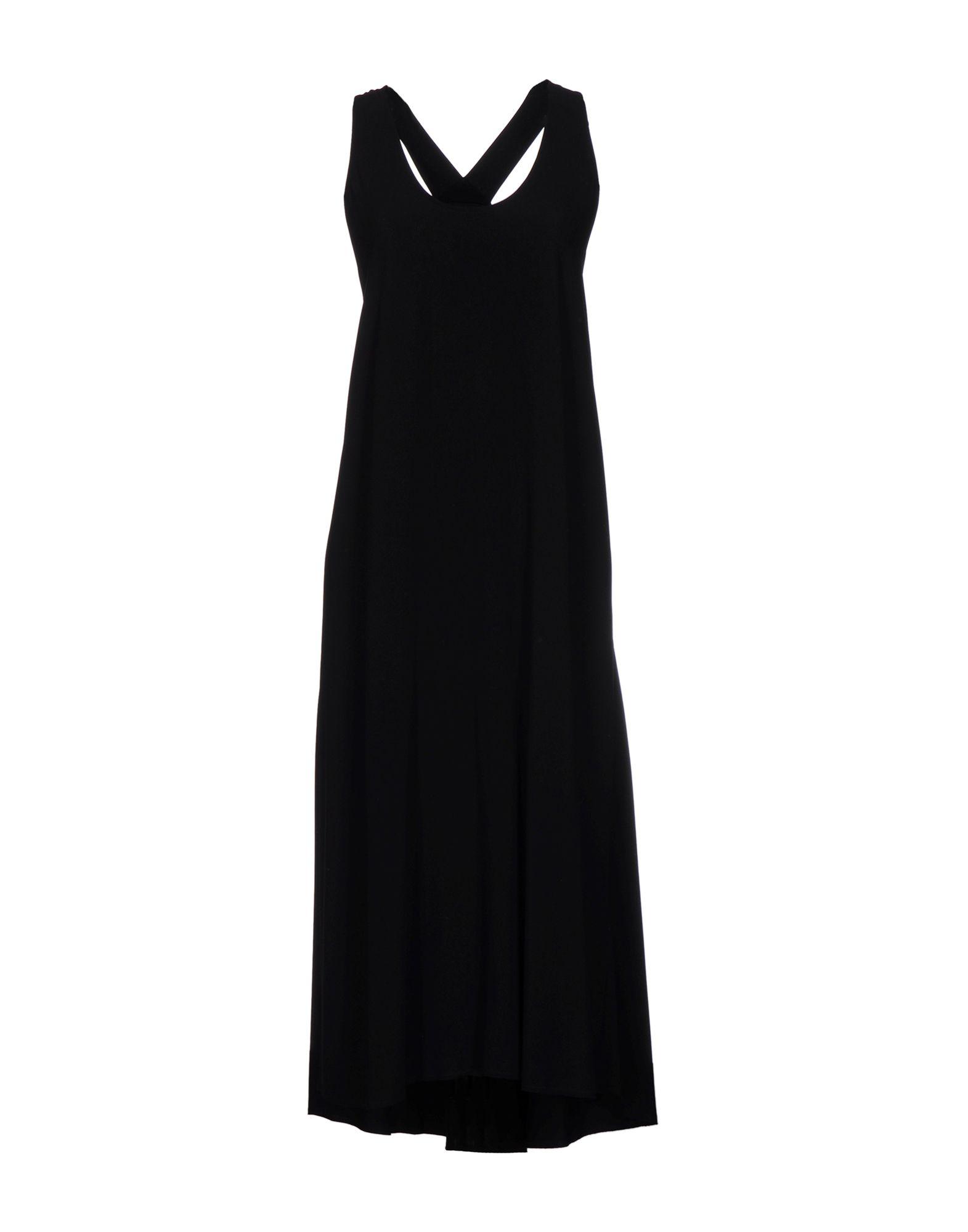 HELMUT LANG Платье длиной 3/4 helmut lang платье длиной 3 4