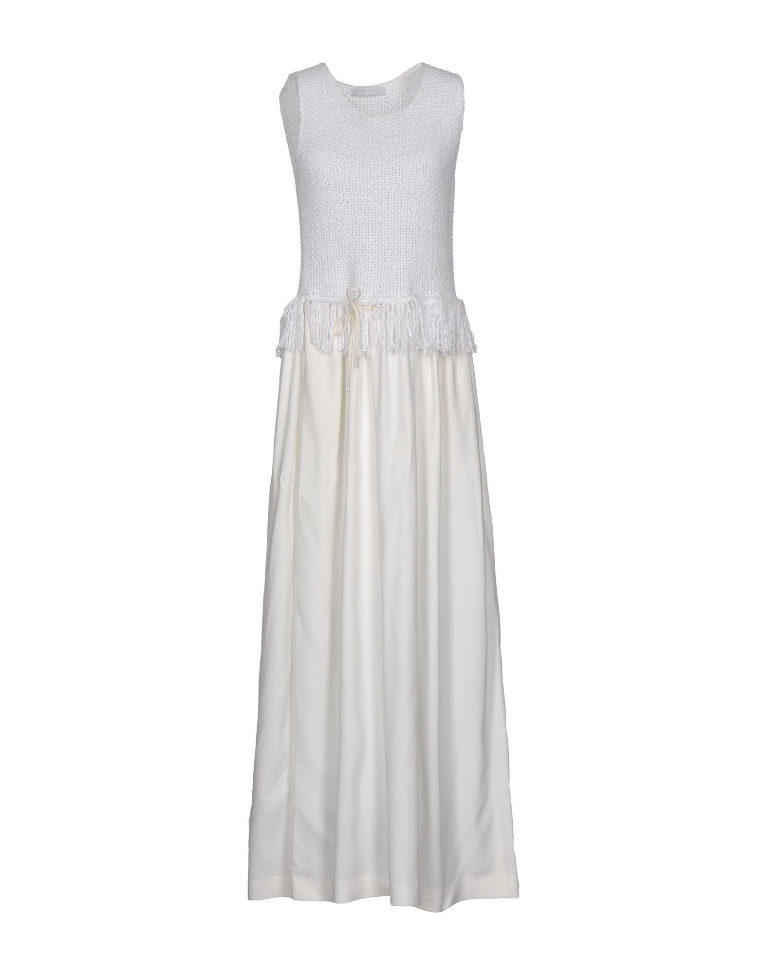 FABIANA FILIPPI Длинное платье вязаное платье